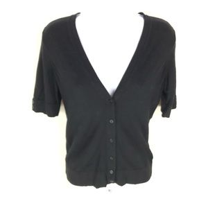 Ann Taylor Womem's Black Top XS